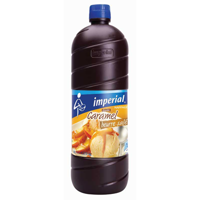 Topping caramel beurre sale 1 l 2