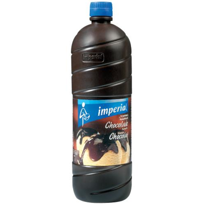 Topping chocolat imperial 1 l 2