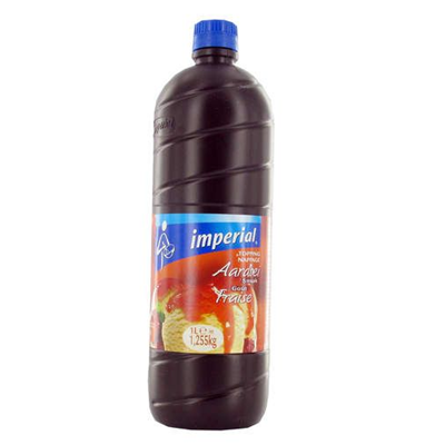 Topping fraise imperial 1 l 2