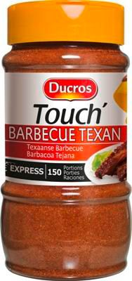 Touch barbecue texan 340 g ducros