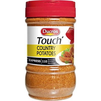 Touch country patatoes 600 g
