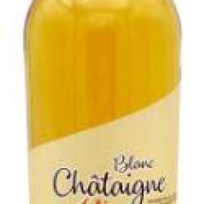 Vin blanc des cevennes a la chataigne 75cl cave massillargues attuech