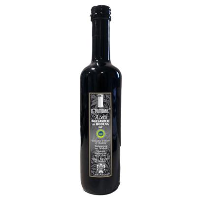 Vinaigre balsamique noir bouteille ronde il torrione 500 ml 1