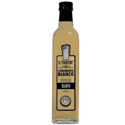 Vinaigre condiment blanc il torrione 500 ml 1