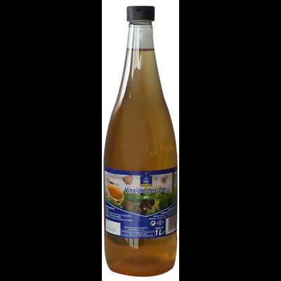 Vinaigre de cidre bio horeca select 1 l